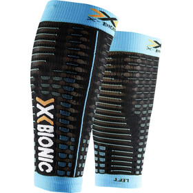 X-Bionic W's Spyker Competition Leg Warmers black/ turquoise